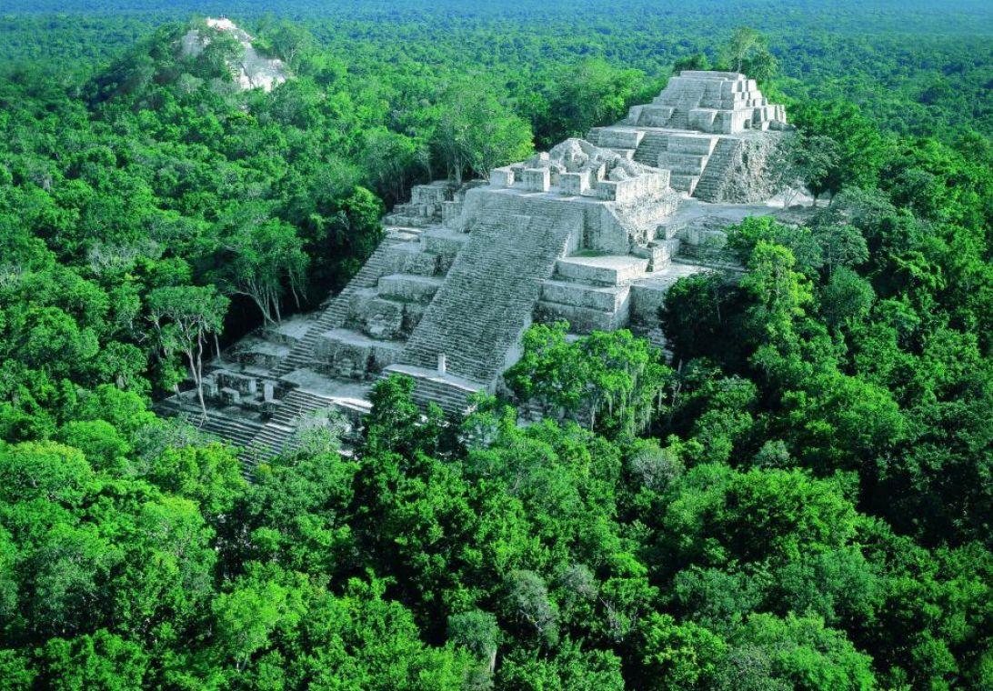 Ведическая цивилизация Палеоамерики