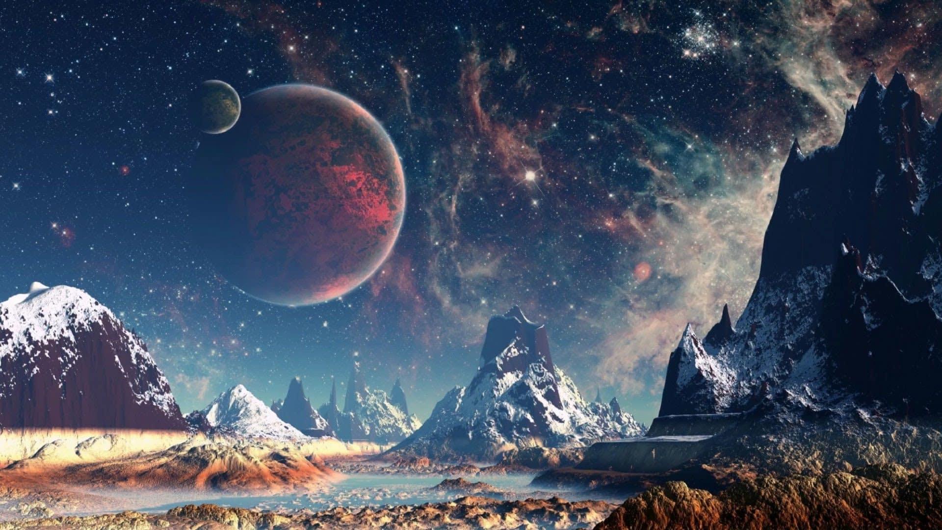 Пять пригодных для жизни планет