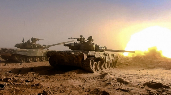 В сирийской пустыне победил Т-90