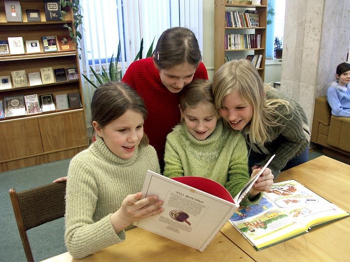 4 причины записать ребенка в библиотеку уже сегодня