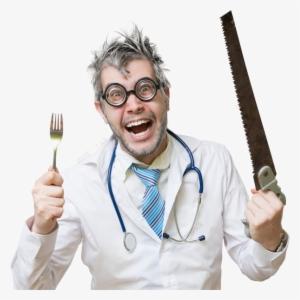 Когда врач говорит губительные заклятья