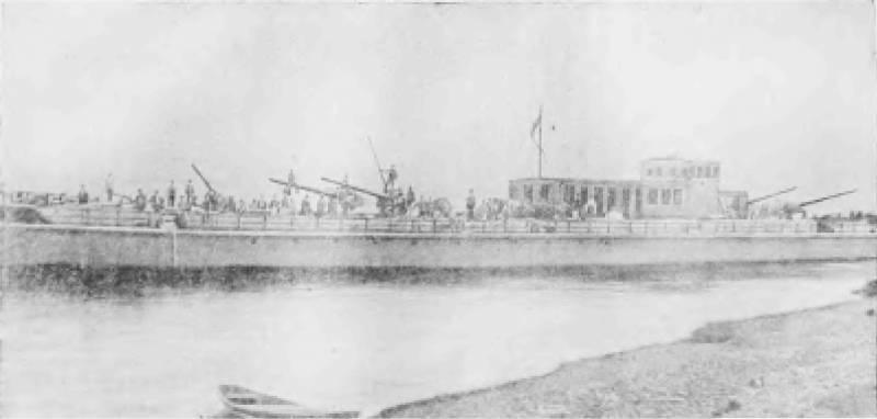 Советские речные флотилии в Гражданской войне. 1918 год. Часть 1