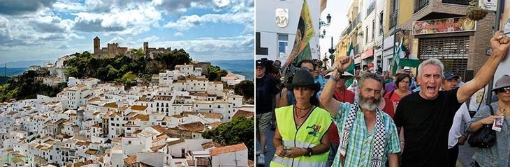 Мариналеда – город в Испании без преступности, полиции и безработицы