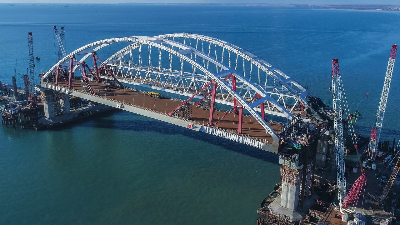 В МИД ФРГ заявили о свободном проходе судов через Керченский пролив