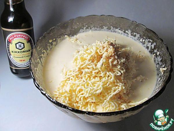 Праздничный сырный рулет с курицей Еда, Рецепт, Сырный рулет с курицей, Длиннопост