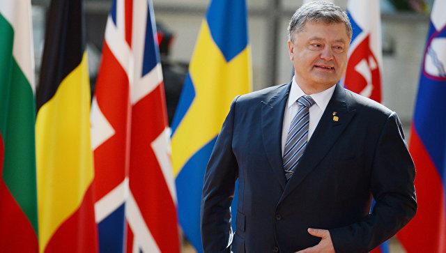 Запад — о Порошенко: пора менять «неправильного лидера»