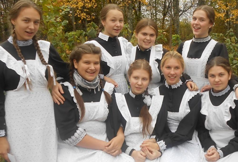 Самая удивительная сельская школа в России