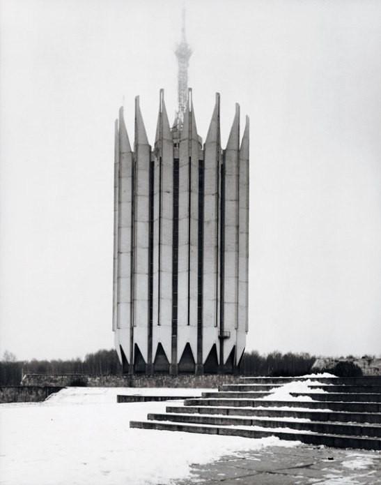 3. Институт робототехники и технической кибернетики СССР, архитектура, было стало, ностальгия