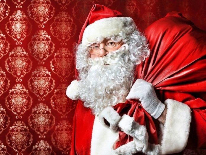 Дед Мороз всё воспринял немн…
