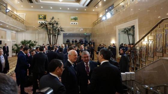 Сирийская вооруженная оппозиция еще не получила приглашение на переговоры в Астане