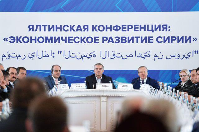 «И в беде, и в мирном труде». Как Крым поддержит экономику Сирии