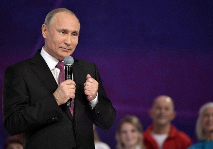 Путин дал «зеленый свет» мол…
