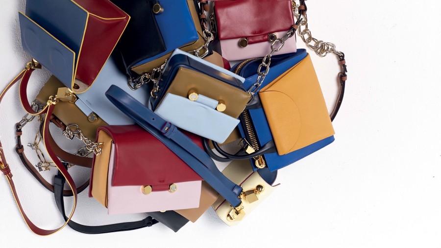 Пост про вечное. Как подобрать многоцветную сумку под имеющийся гардероб?