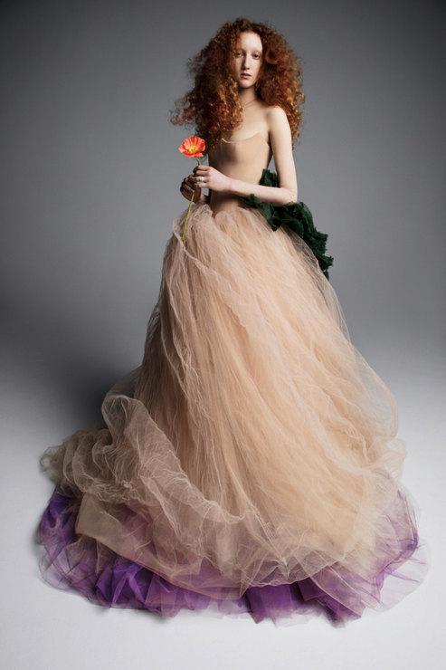 Прекрасная невеста - 9 потрясающих свадебных платьев культового бренда Vera Wang
