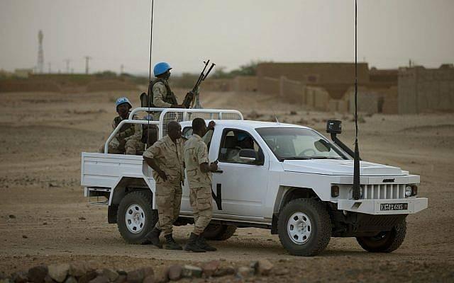 Нападение джихадистов на миротворцев ООН произошло в Мали