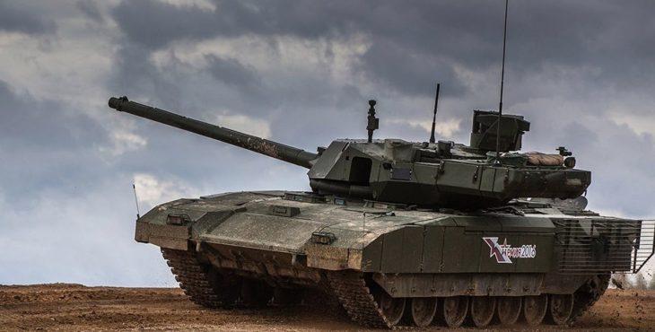 «Безопасный и навороченный»: танкисты из США оценили «Армату»