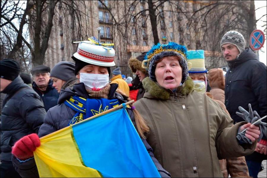 А знаете кто виноват в нынешнем кризисе на Украине? ...