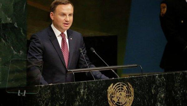 Польша просит ООН признать геноцид поляков со стороны украинских националистов