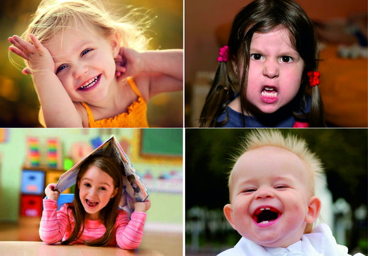 5 простых тестов для ребёнка, которые расскажут о его характере