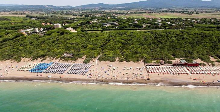 Пляж Марина ди Биббона