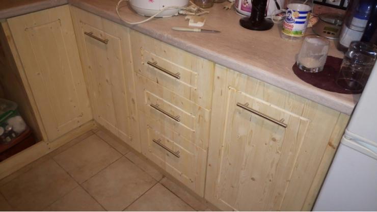 Золотые руки: крутая кухонная мебель своими руками