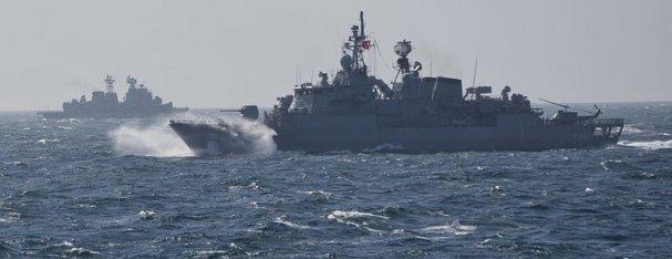 Голос Америки: Русские применили кибероружие против корабля США в Черном море