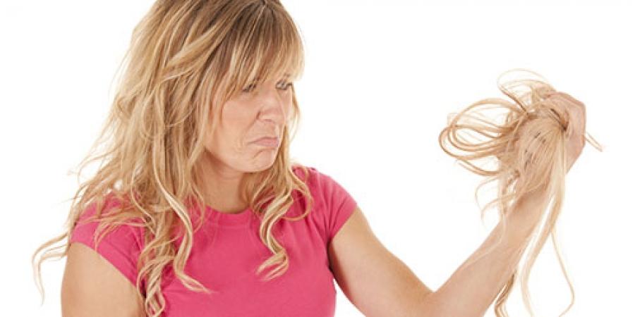 Если приснились волосы своими руками