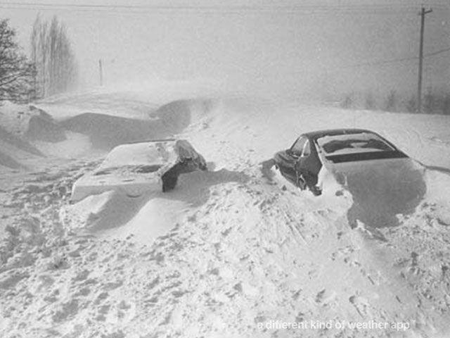 Неистовство снега: самая смертоносная метель в истории, погубившая 4 тысячи жизней природа, снег