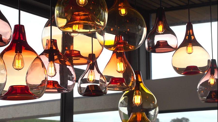 Дизайнерские подвесные светильники - Fluid Waterdrop - фото 2