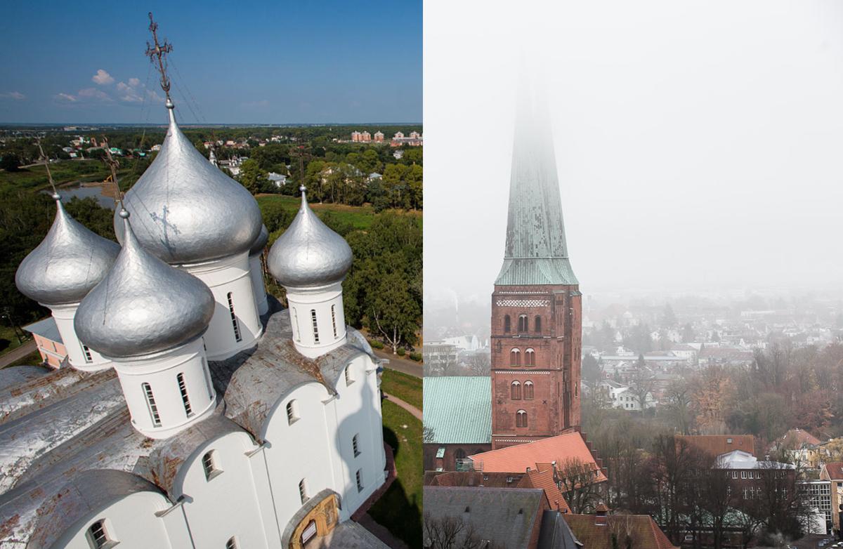 Российский город против европейского. Какой лучше?