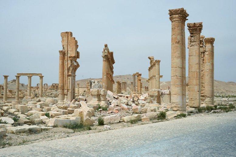 Сирия: промежуточное решение
