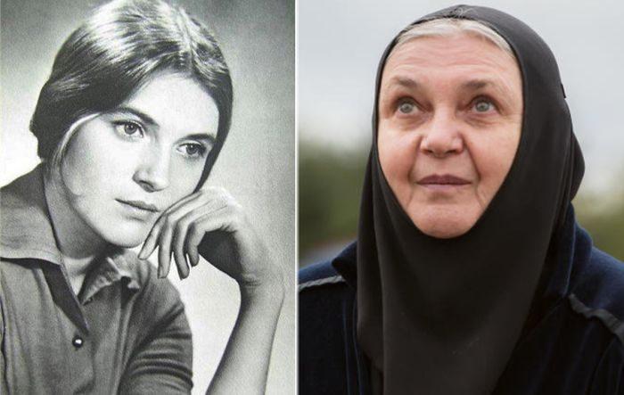 Ольга Гобзева: Рассталась с мужем из-за того, что не любил Россию, приняла постриг и стала монахиней