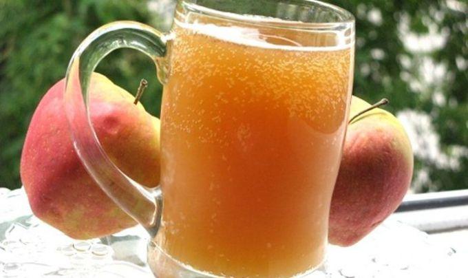 Как сделать квас на березовом соке с изюмом и сухофруктами