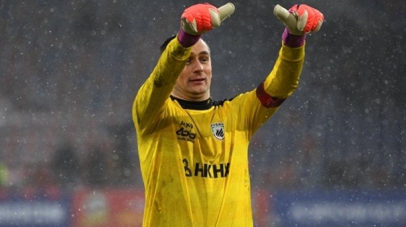 Вратарь «Рубина» пойдет на понижение зарплаты ради продления контракта
