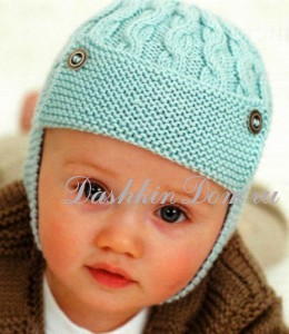 шапчка шлем для малыша
