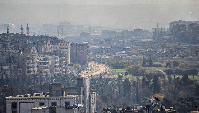 Новости Сирии. Сегодня 22 декабря 2016