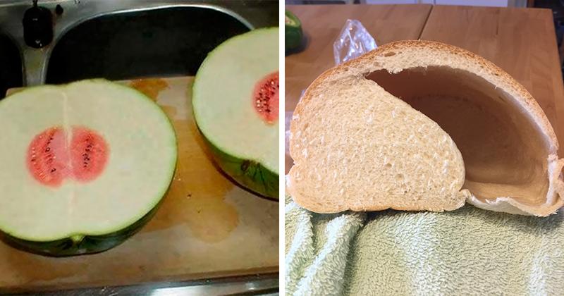 Когда продукты издеваются над нами