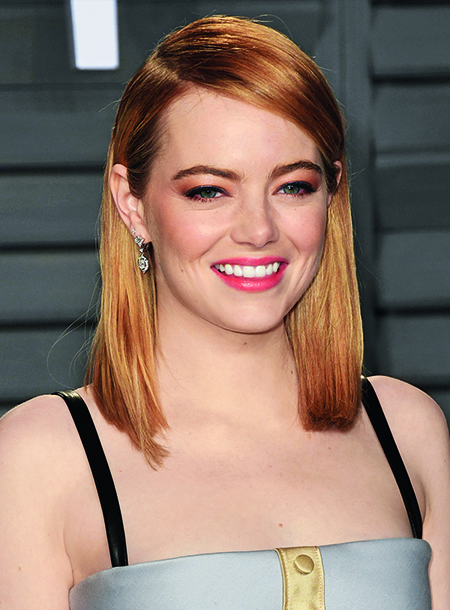 Какой цвет губ подходит блондинкам, брюнеткам, рыжим: примеры звезд и советы экспертов