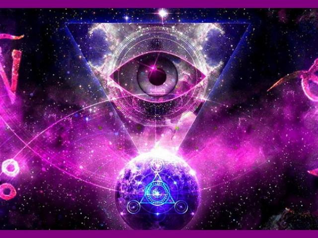 Материализация мысли – эксперимент «Всевидящее око»