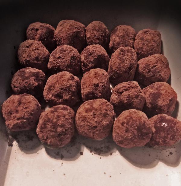 Прокачка шоколада: домашние конфеты