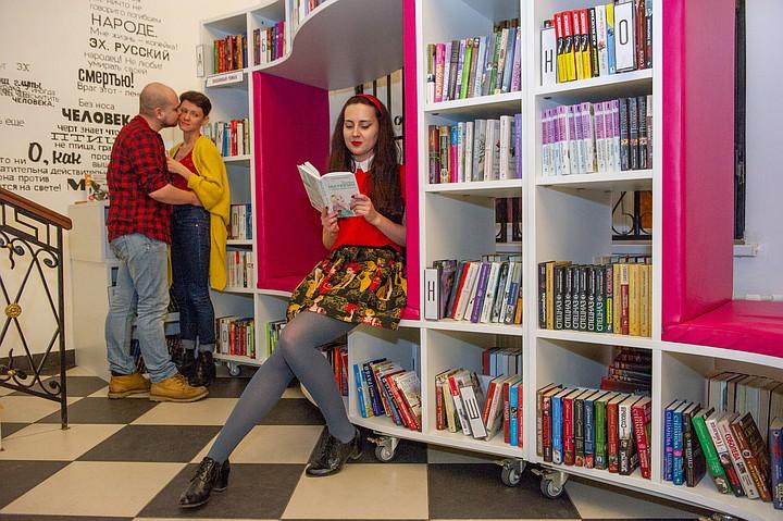 Библиотеки раздают москвичам книжки даром