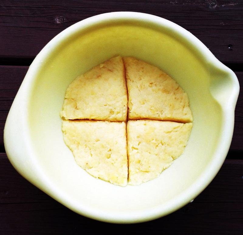 готовим картофельные клецки
