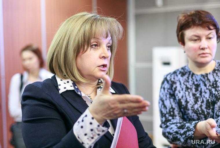 Памфилова предложила уволиться депутату, критикующему выборы. «Проводит параллель между собой и обезьяной»