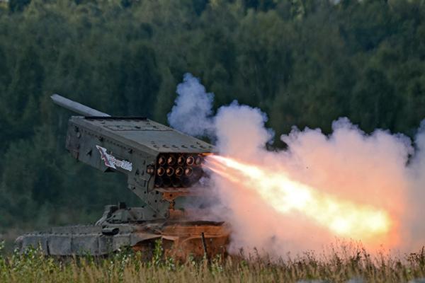 Огненный демон: Смертоносное оружие России держит в страхе Европу и США