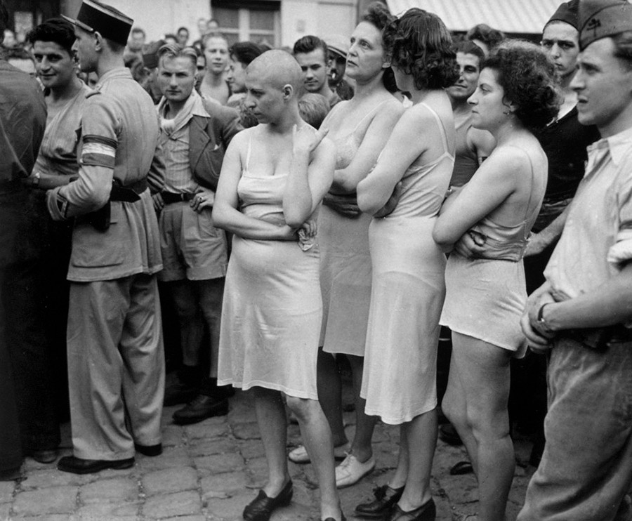 Союзники изнасиловали миллион немок после войны