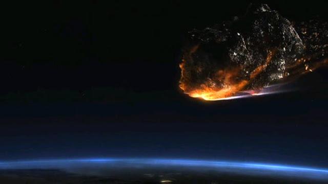 К Земле летит крупный околоземный астероид