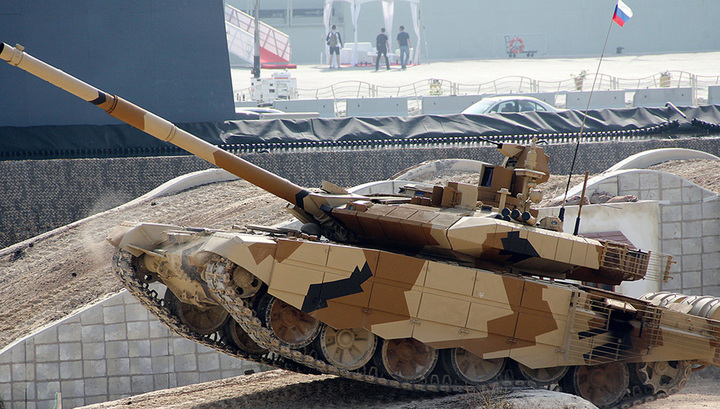 Т-90М – первый российский танк с кондиционером