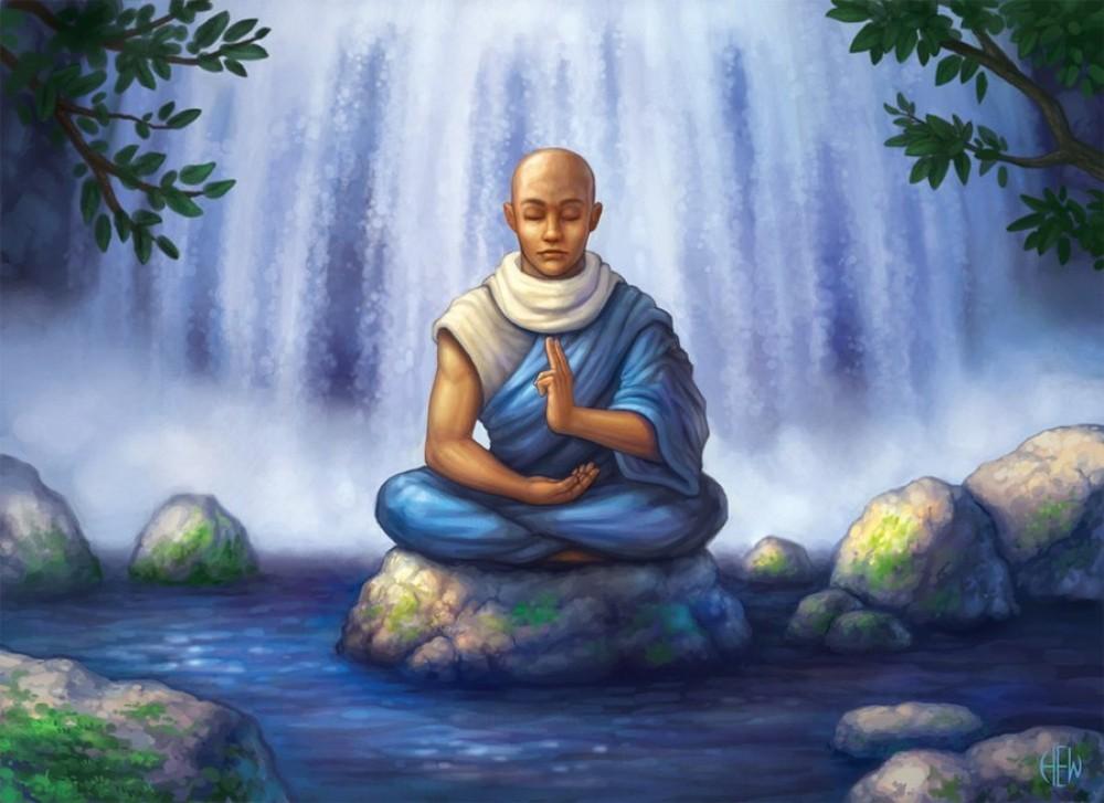 """Механизм """"посмертной медитации"""": учёные при помощи Далай-ламы ищут ответы"""