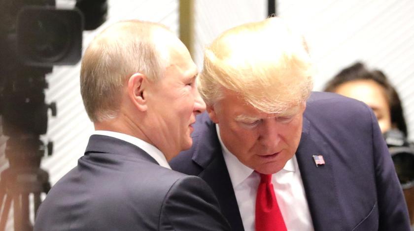 Порошенко восхищен «отвагой» Трампа отказать Путину