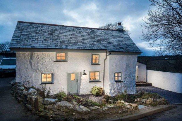 300-летний дом превратили в современный и очень уютный особняк. Хочу там жить!